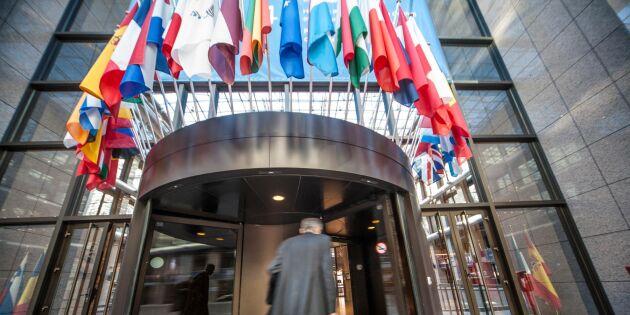 Krav på full stödutjämning splittrade EU-länderna