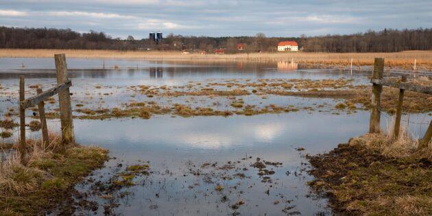 Vårfloden: SMHI varnar för extremt höga flöden