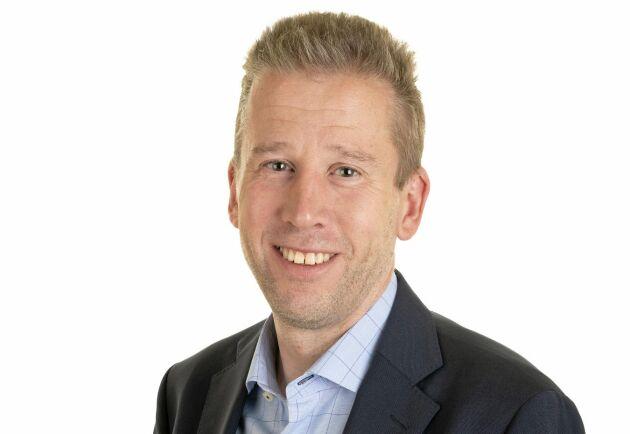 Magnus Lindholm.