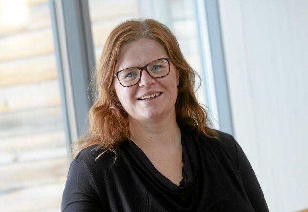Anna Stjernström, skogsägare och historiker.