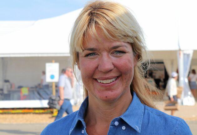 Anna Larsen.