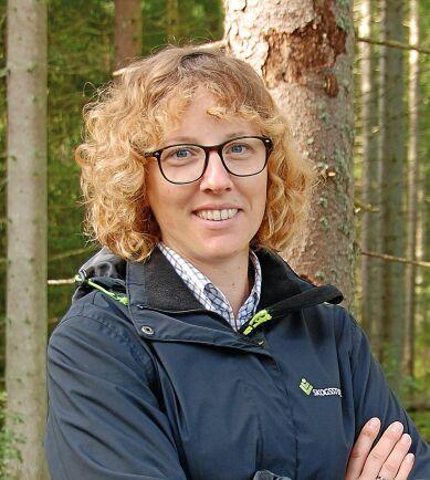– Framför allt är vi tacksamma för det stora engagemanget från hela skogsbruket, säger Kerstin Ström, projektledare för Stoppa borrarna som nu utökas till Mellansverige och förlängs med tre år.