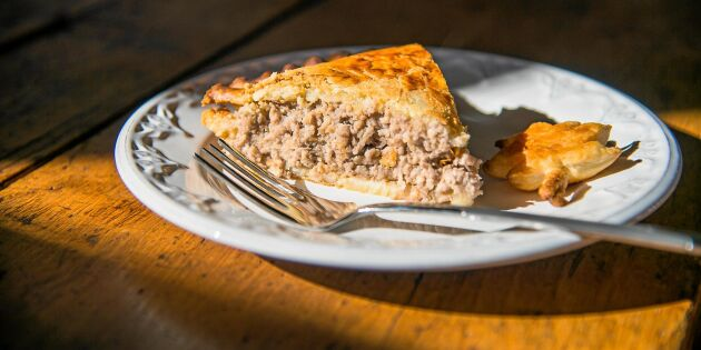 Snabblagad köttfärspaj – perfekt till fredagsmyset