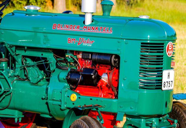 Typ 230. BM-Victor är en sann klassiker som många har kört genom åren.