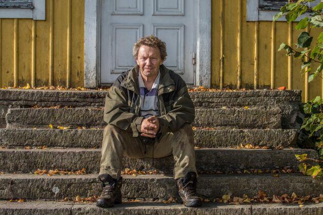 Björn Folkesson, lantbrukare och råvaruexpert.