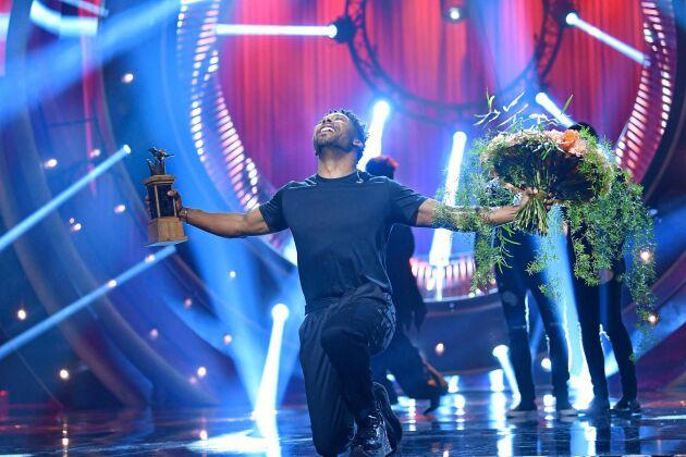 John Lundvik vann 2019 års upplaga av Melodifestivalen.