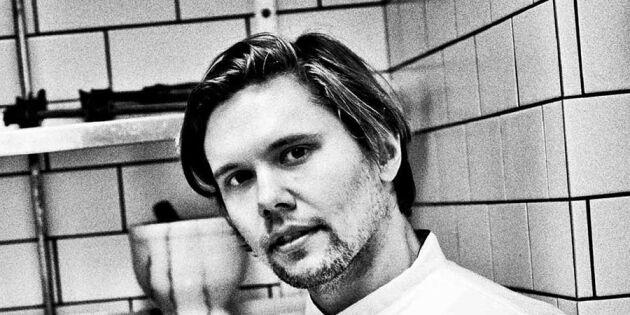 Stjärnkocken Tommy Myllymäki: Vi firar nyår vid utegrillen