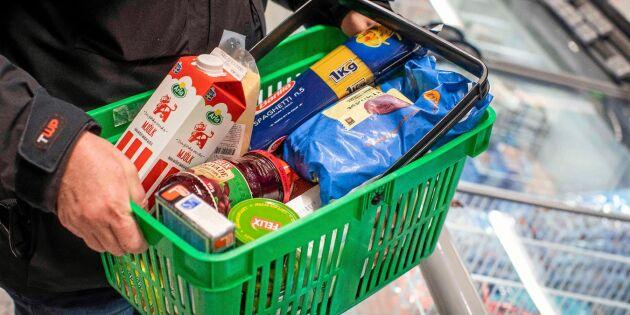 Här ligger landets billigaste och dyraste mataffärer