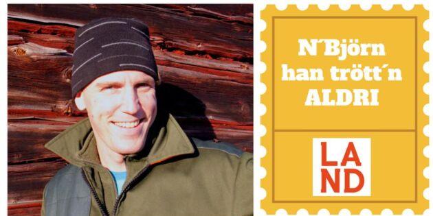 Lands dialektskola del 1: I Lappland bränns sje-ljuden