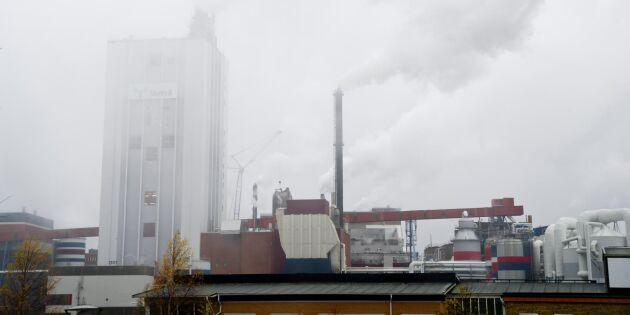 Sveaskog satsar på förädling av lignin