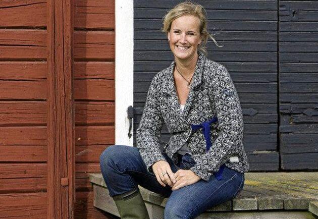 Annika Bergman, verksamhetsledare för Gröna Jobb.