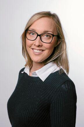 Hanna Östberg, organisationsutvecklare på LRF.