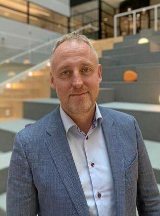 Staffan Åkesson, Telia