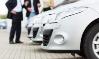 Minskad bilförsäljning efter bonus-malus