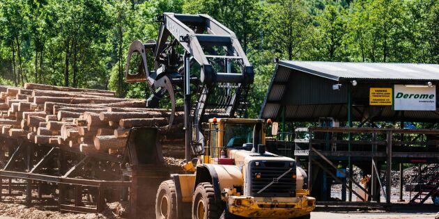Här växer svenska skogsindustrin mest