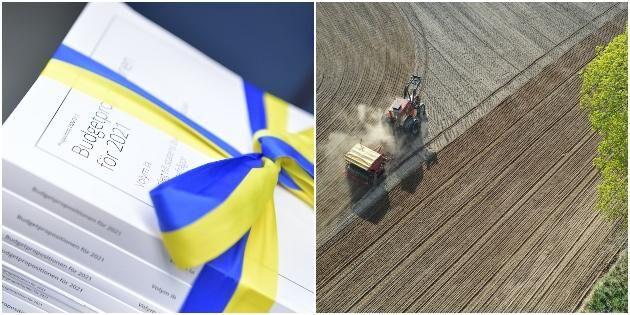 Mer svenska pengar till landsbygdsprogrammet