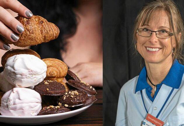 Med hjälp av KBT hjälper dietisten Helena Järnåsen överviktiga att varaktigt går ner i vikt.