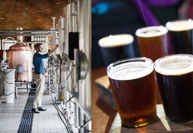 Fler och fler väljer att starta bryggeri i Sverige. Nu finns det över 300 stycken visar statistik från Sveriges bryggerier.