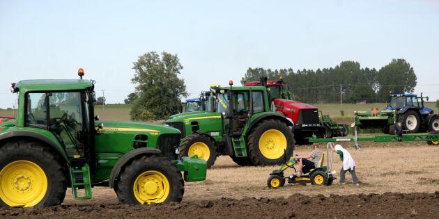 Smart jordbearbetning ska locka till Borgeby