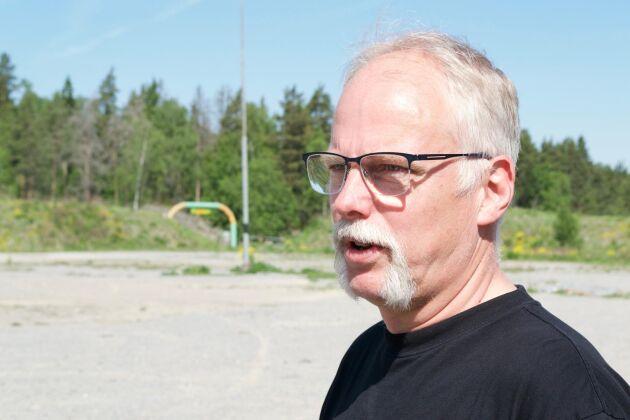 Arne Heimdahl utbildar 130-140 personer per år i körning med fyrhjulingar. Hittills har det varit mycket elbolag och räddningstjänsten, men nu ökar intresset även bland privatpersoner.