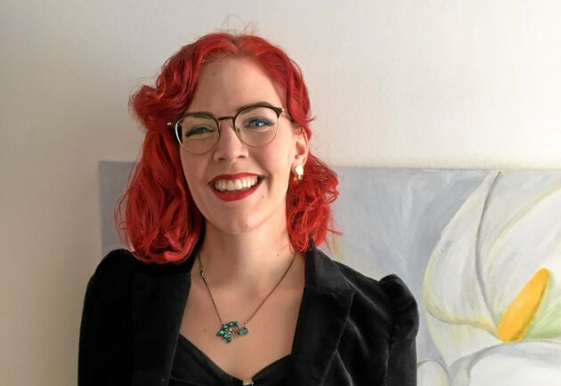 Emilia Astrenius Widerström, ordförande för LRF Ungdomen.