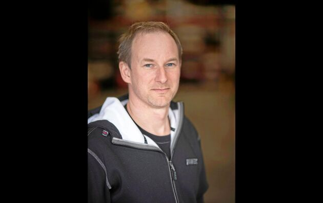 Vimeks teknik- och produktchef Johannes Nilsson har gått in som tillförordnad VD för Vimek.