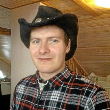 Marcus Holmgren hotades under lång tid.