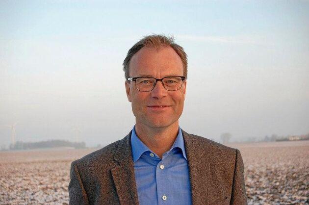 Pär Martinsson tillträder i oktober som VD för HIR Skåne.
