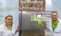 Intresset ökar för mjölkautomater