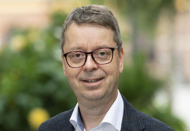 """""""Bolaget Husum Pulp är ekonomiskt starkt och behövs ytterligare tillskott kommer det att ske genom att bolaget tar banklån"""", säger Pär Lärkeryd."""