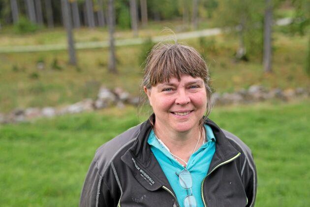 Gudrun Haglund-Eriksson, ordföranden för Svenska fåravelsförbundet är kritisk till stödets utformning.