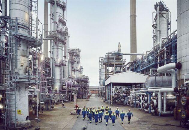 Preem vill satsa upp till fem miljarder kronor på att bygga ut biobränslekapaciteten på raffinaderiet i Lysekil.