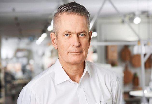 Johan Fant, styrelseordförande för Hälsingestintan fram till konkursen.