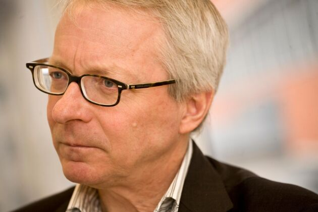Lars-Erik Lundkvist, expert på konkurrenskraft och regelförenklingar på LRF.