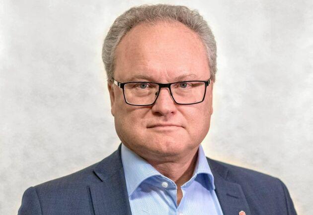 Glenn Nordlund, regionstyrelsens ordförande i Region Västernorrland.