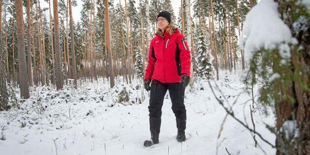 Hennes 25 skogsskiften ska bli två