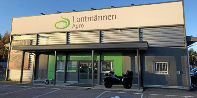 Lantmännen vill bli nummer ett i Finland