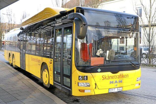DAG 2 VID BLOCKAD. Störningar i kollektivtrafiken.