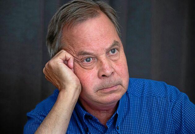 Karl Hedin riskerar fängelsestraff om han fälls för jaktbrott i hovrätten.