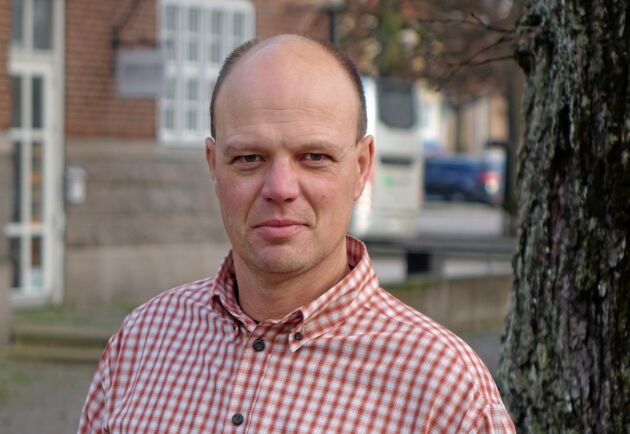Frans Johnson, ogräsrådgivare Jordbruksverkets växtskyddscentral Kalmar.