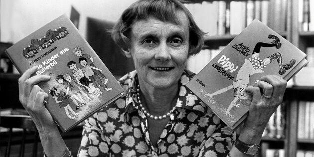 Nu släpps två nya berättelser av Astrid Lindgren