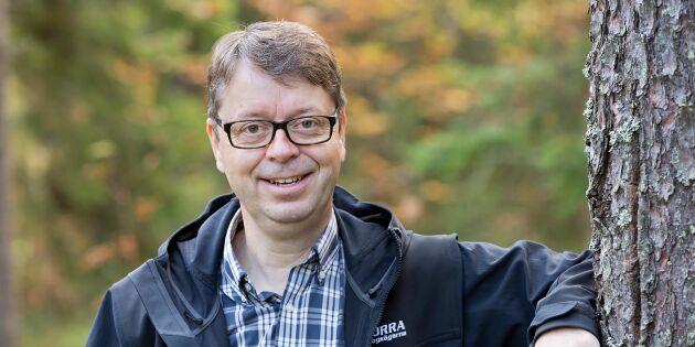 Norra Skogsägarnas vd ny hedersdoktor