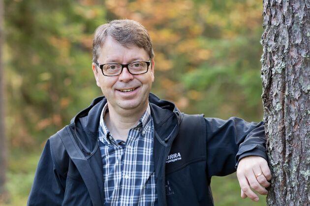 Norra Skogsägarnas koncernchef och vd Pär Lärkeryd är ny hedersdoktor vid Luleås tekniska universitet.