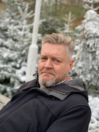 Torbjörn Johnsen, delägare i Skogsforum.