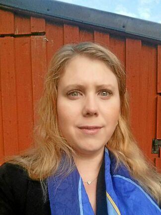 Lisa Rogert, redaktionell redaktör för Jobb & Karriär.