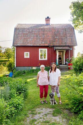 Mamma Ingrids enklare liv med mer självhushållning och sparsamhet har inspirerat dottern Ann-Charlotte.