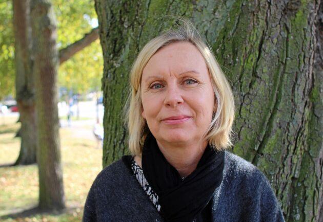 Karin Bergman, Länsstyrelsen Kalmar.