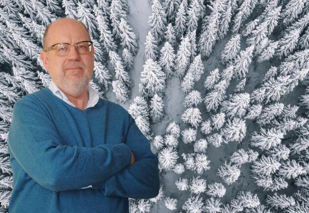 Glöm inte att den svenska skogen binder mer koldioxid än man släpper ut, eftersom virkesförrådet ökar, skriver Knut Persson i sin ledare.