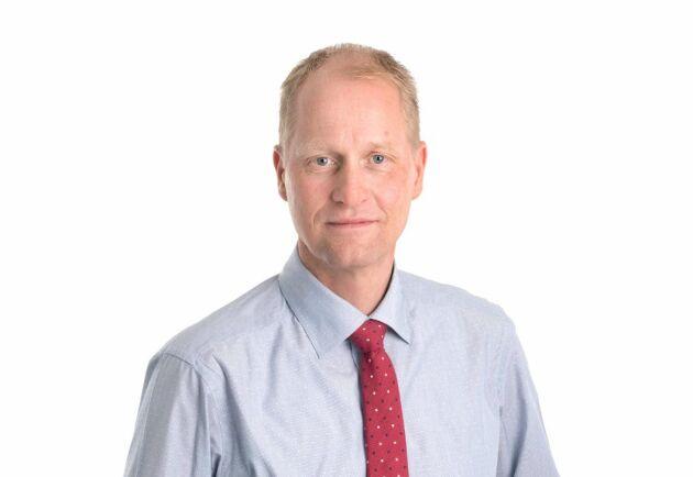 Även Holmen stoppar avverkningar för att tömma väglagren inför kommande bekämpning av garnbarkborre, enligt Sören Petersson.