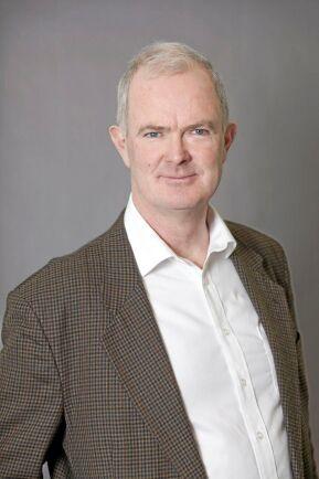 Kjell Ivarsson, LRFs växtodlingsexpert.